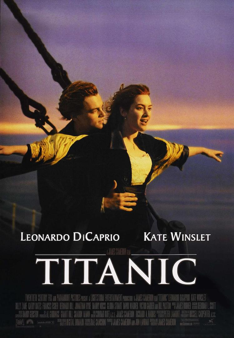 《泰坦尼克号》电影影评:论故事深度、论视觉效果、论艺术都是一大享受