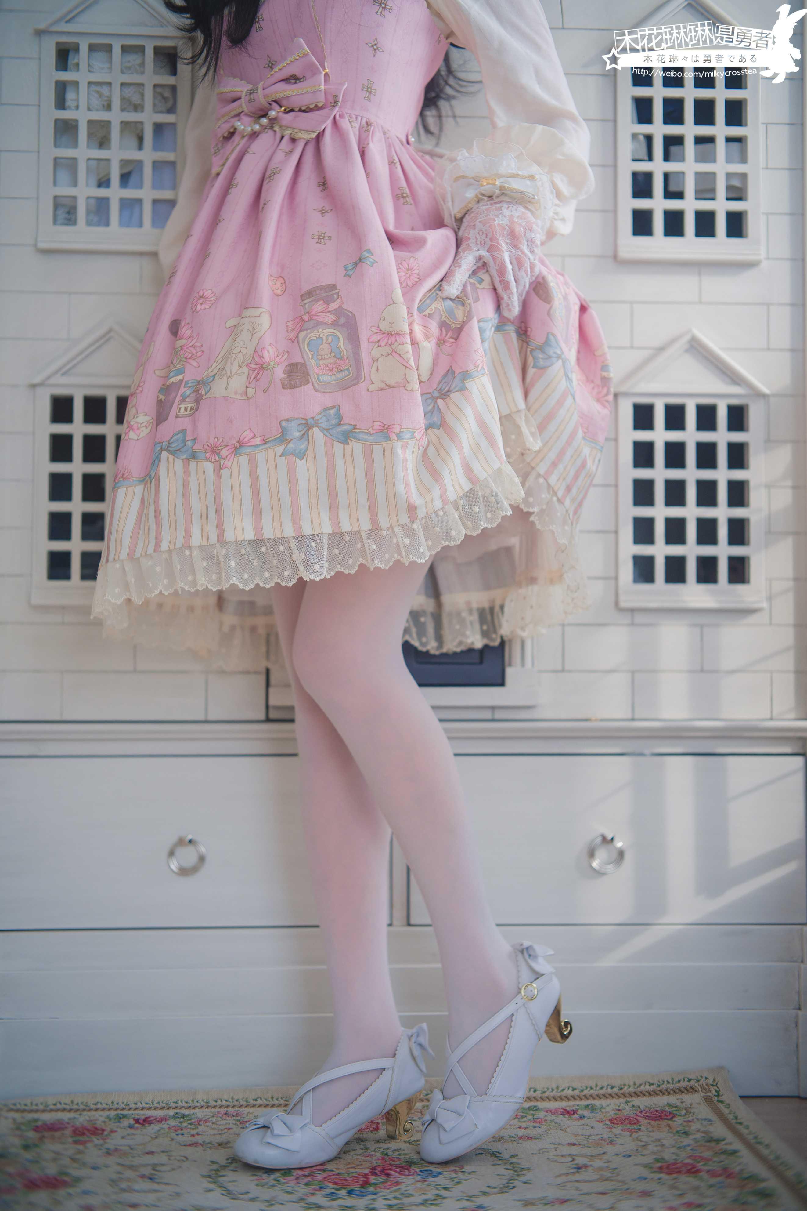 ⭐微博红人⭐木花琳琳是勇者@coser图片-勇者系列11【25P/2v/554MB】插图1