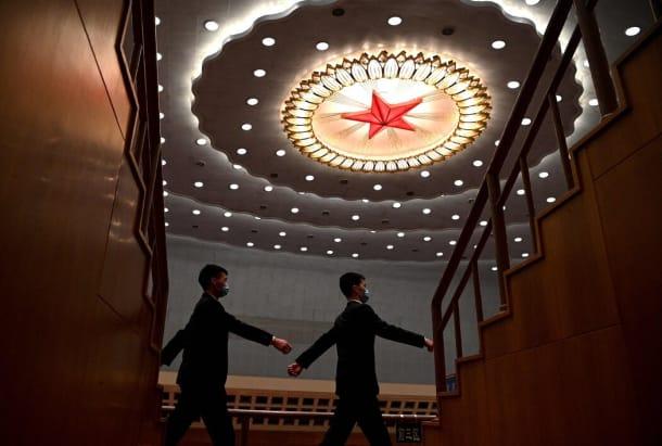 中国和美国正竞相确保自己的供应链安全,并减少对彼此的依赖,这是40年经济一体化的逆转。