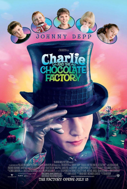 《查理和巧克力工厂》电影:从小孩看见社会的缩影