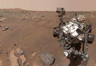 """寻找火星生命迹象:""""毅力""""号找到一条探寻生物印记的线索"""