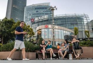 中国的房地产泡沫会破裂吗?