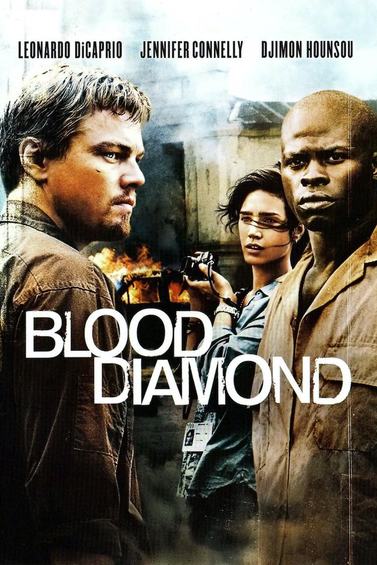 《血钻》电影影评:以无数鲜血,换来一颗永恒之钻,值得吗?