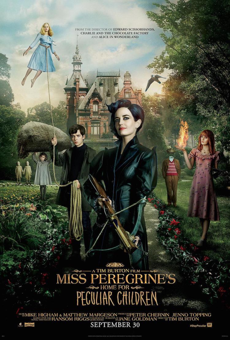奇幻电影推荐:佩小姐的奇幻城堡——打怪冒险之旅