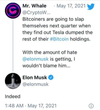 翻脸比翻书快,马斯克用言论操纵加密市场?