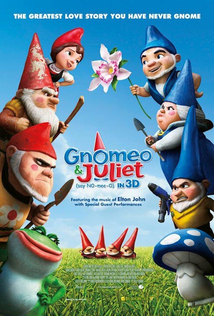 [dom-047]《吉诺密欧与朱丽叶》电影:说不出表达的意义,就看看有趣的点吧-爱趣猫