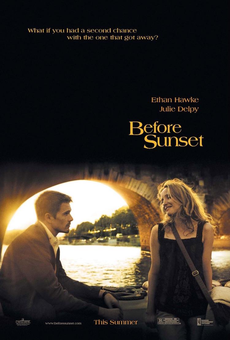 《爱在日落黄昏时》电影:或许不是部传统、观众比较习惯的爱情电影,但它却是一部经典杰作