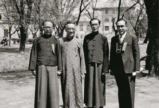 """冯友兰:西南联大的""""教授治校""""传统"""
