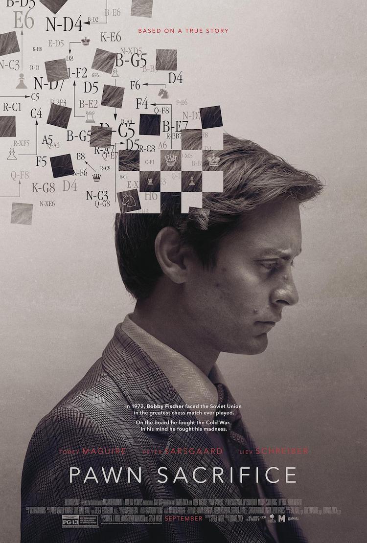 《出棋制胜》电影:正常发挥水准之作