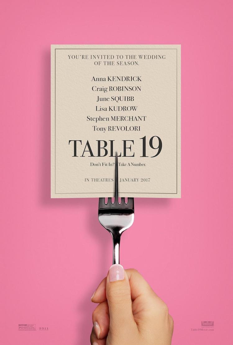 《婚宴桌牌19号》电影:借第19桌的一行人,看尽婚礼的百态