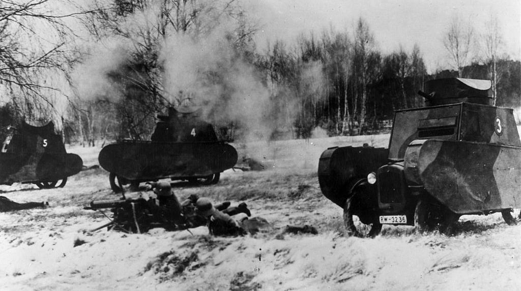 一堆重要的纸板木头,二战德军中的假坦克