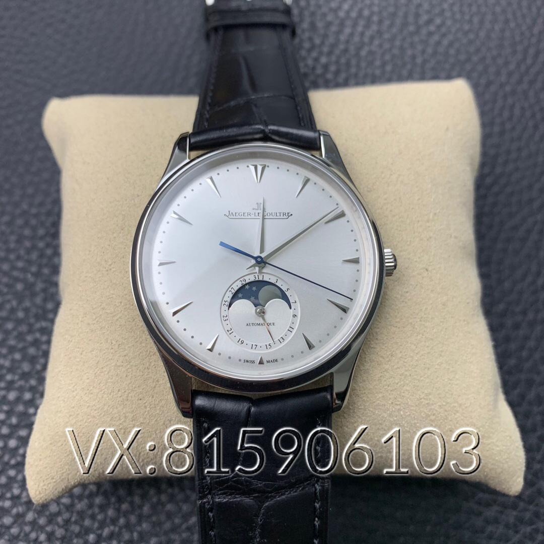 ZF厂积家大师系列1368420月相腕表为何受欢迎?