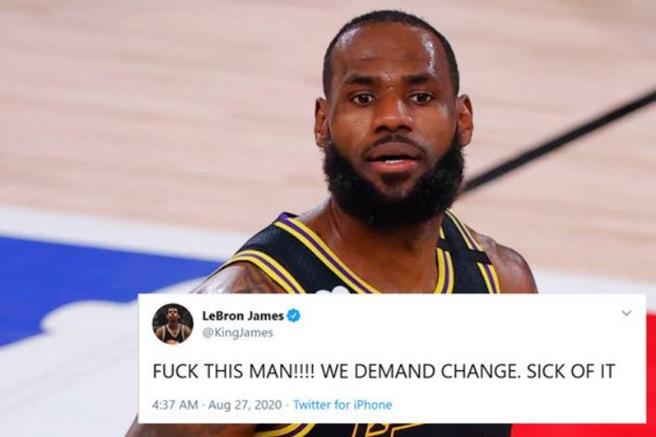 """雄鹿罢赛,今日比赛延期!不管你信不信,NBA已经""""变味""""了"""