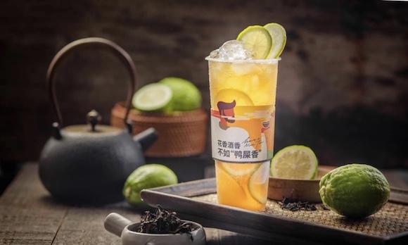 广东人又喝出一个融资过亿元的茶饮品牌-识物网 - 中国商业零售品牌知识门户