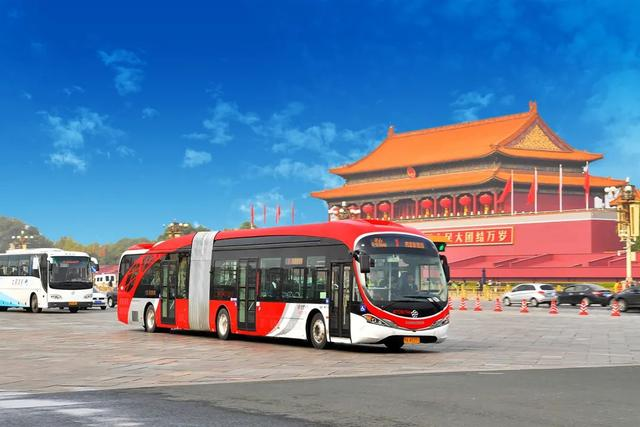 百年发展,北京公交经历哪些变迁?