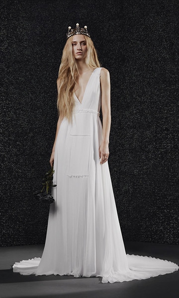 VERA WANG BRIDE发布首个婚纱系列