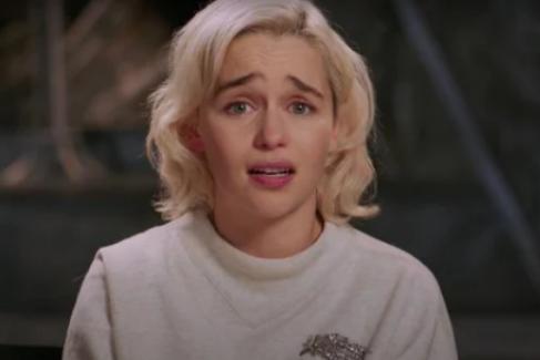 太后悔!艾米莉亚·克拉克透露,为了纪念龙妈她曾将头发漂白