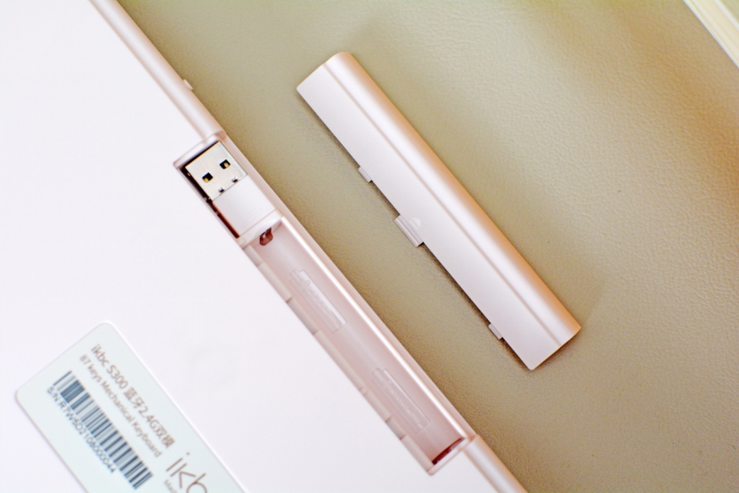 ikbc奶糖S300机械键盘评测,让生活多一点甜 评测 第12张