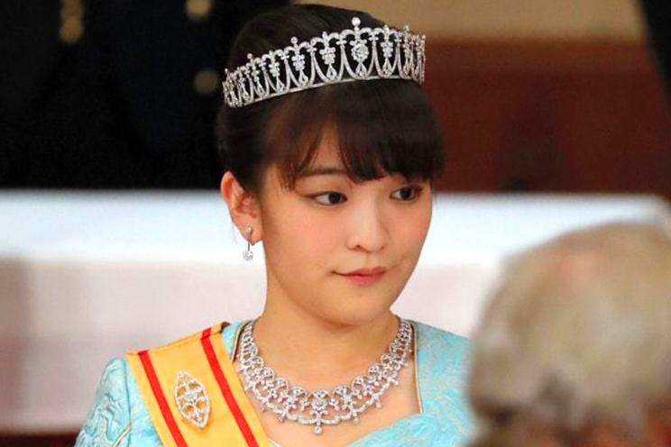 揭秘日本29岁公主月底结婚,精神出问题?未婚夫一月安保费2000万