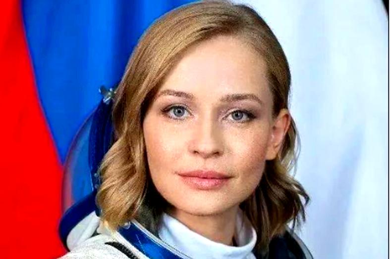 揭秘国际空间站失联30分钟内幕?俄罗斯女演员太空拍电影照片曝光