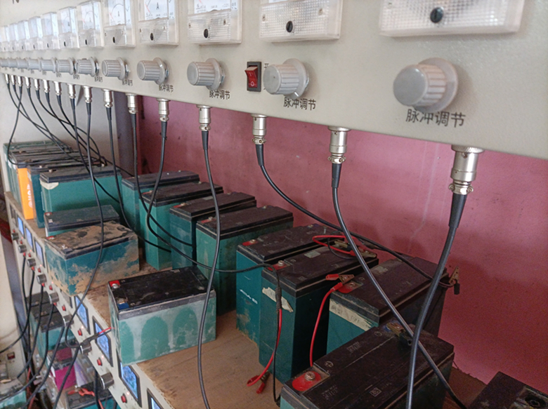 电池修复——想自己制作脉冲修复的可以看看!