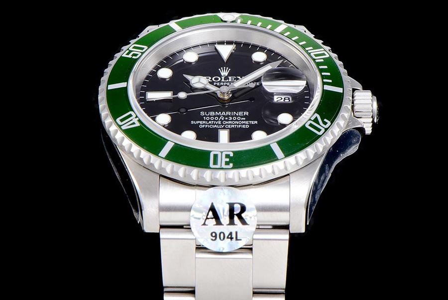 AR厂劳力士,AR厂绿水鬼,AR厂复古绿鬼,AR厂手表,劳力士高仿