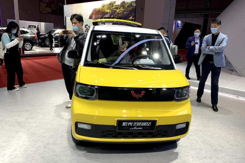 发展迅速的新能源汽车,如何在众多车型中,选出更适合自己的