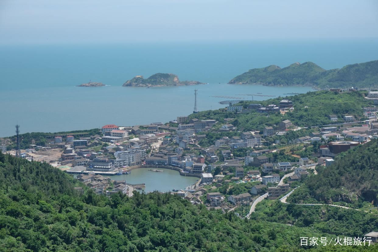 台州大陈岛
