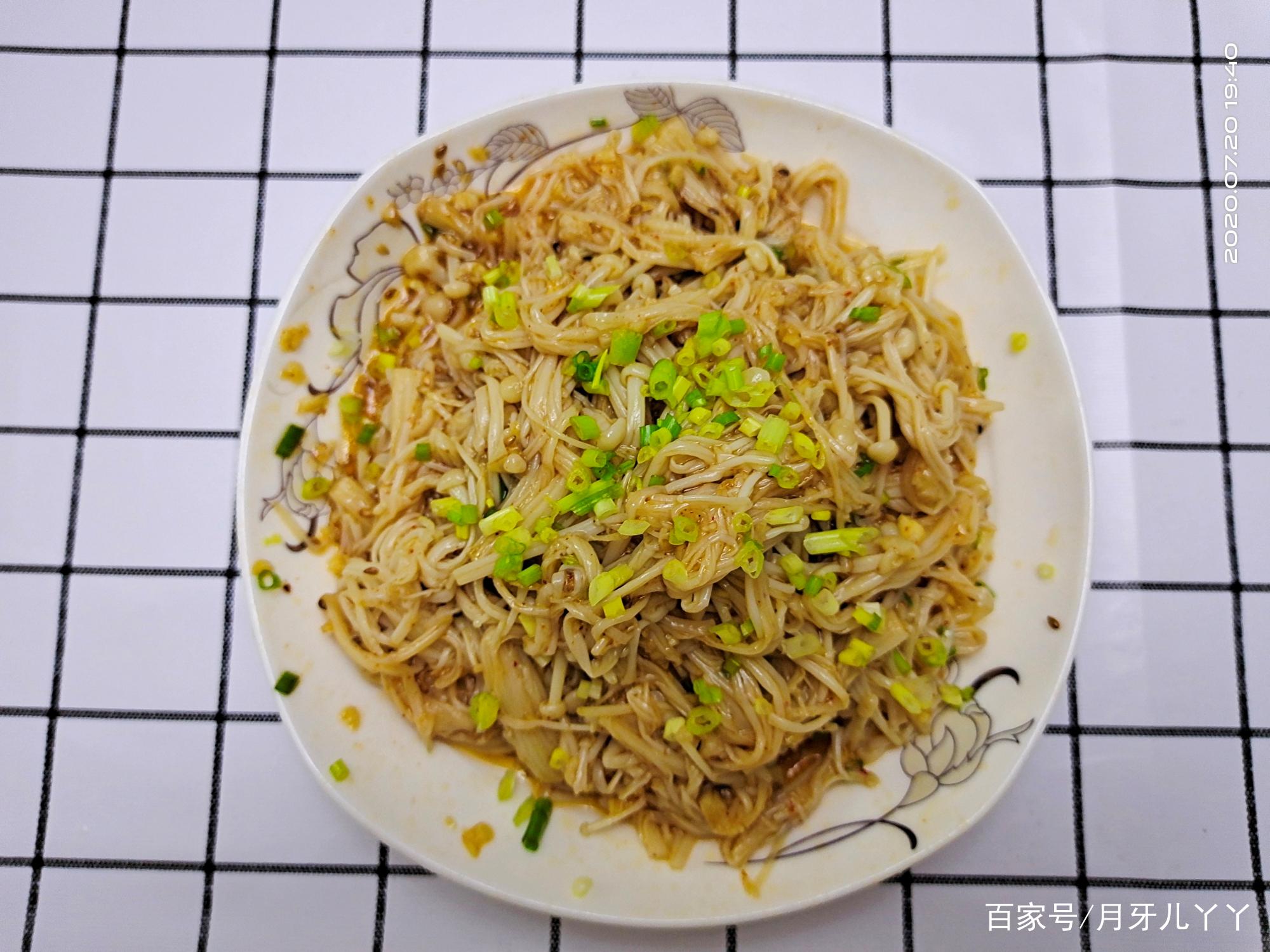 金针菇的做法大全家常_金针菇怎样炒才好吃  第1张