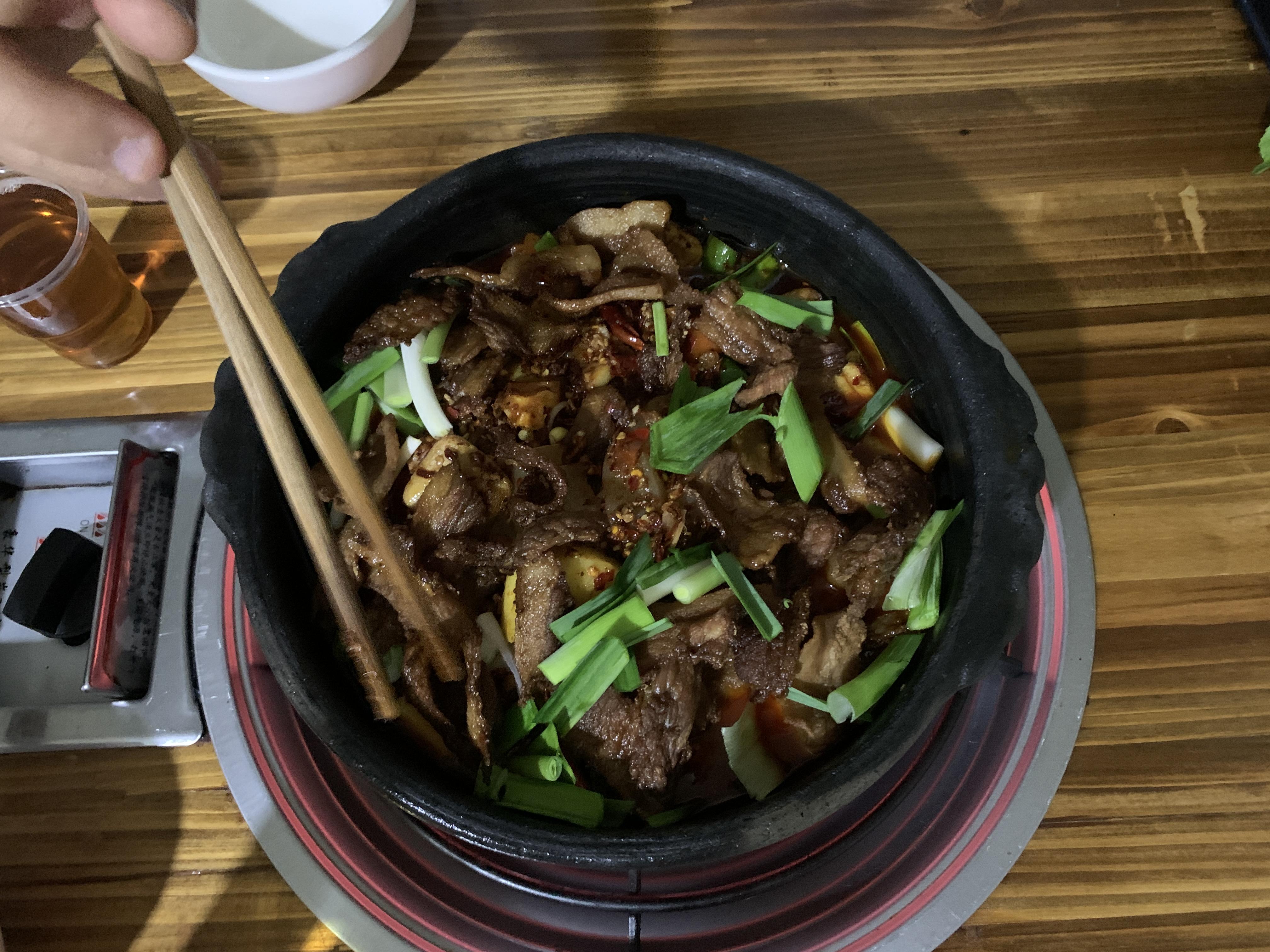 黔西豆豉火锅