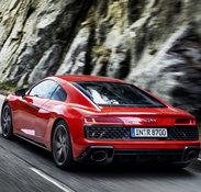 Audi 全新 2022 年式样 R8 V10 Performance RWD 车型