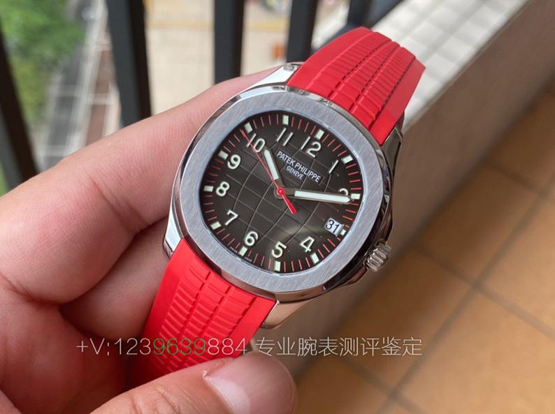 ZF厂百达翡丽5167红手雷,颜值做工大解析!