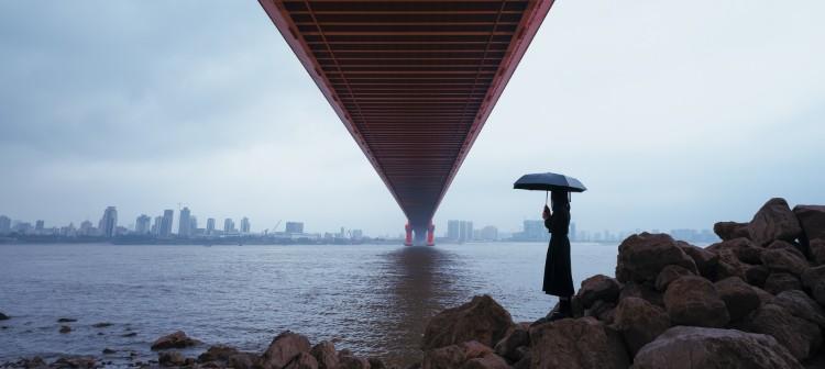 我镜头中的武汉的桥