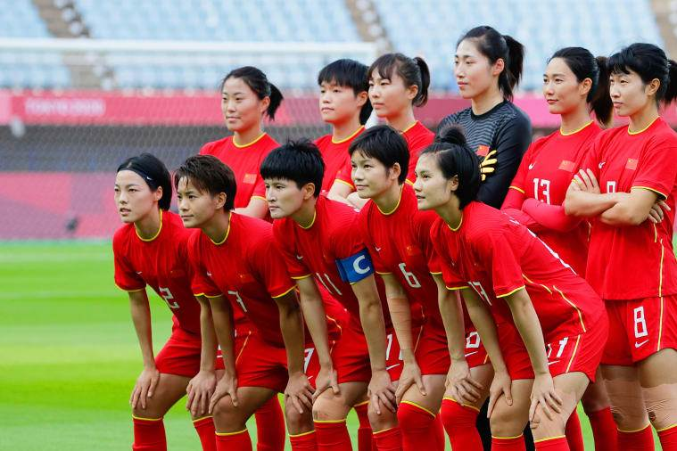 CCTV5直播!中国女足力争爆发,目标6-0以上,贾秀全还得靠王霜
