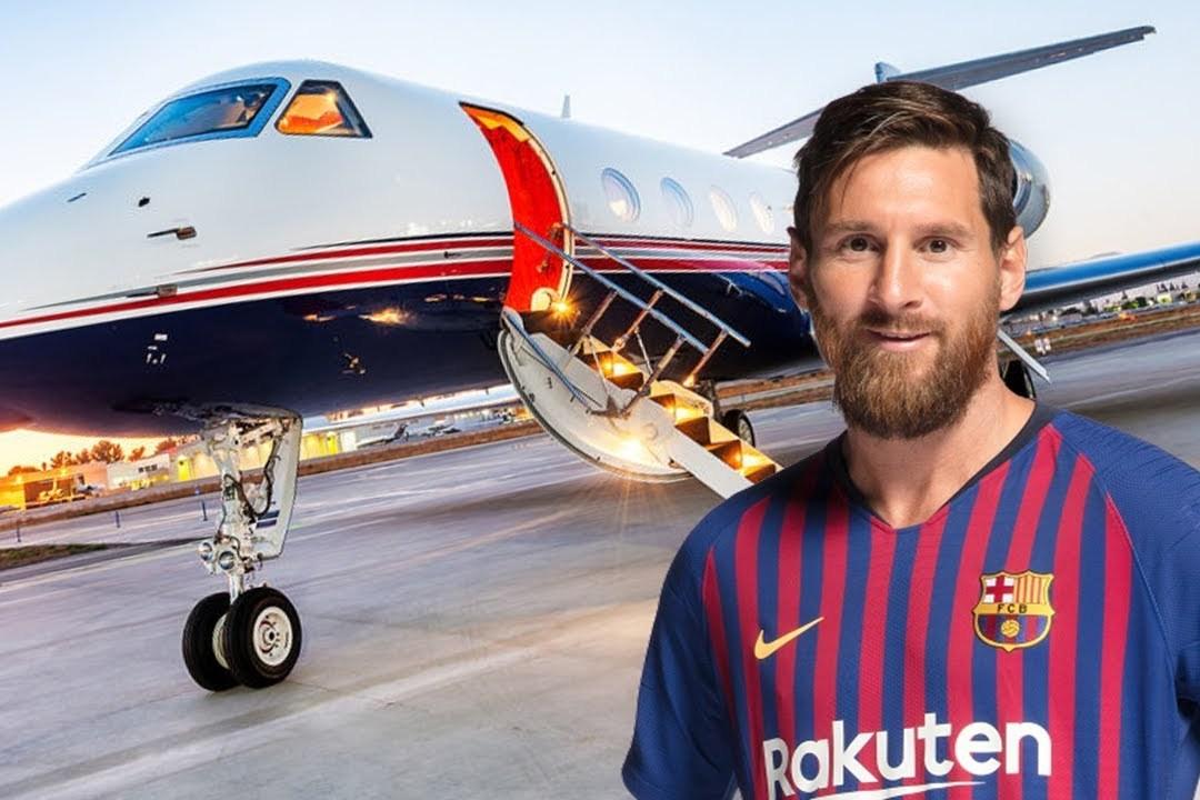 梅西厉害了!1500万私人飞机租给阿根廷总统,4天赚了16万美元