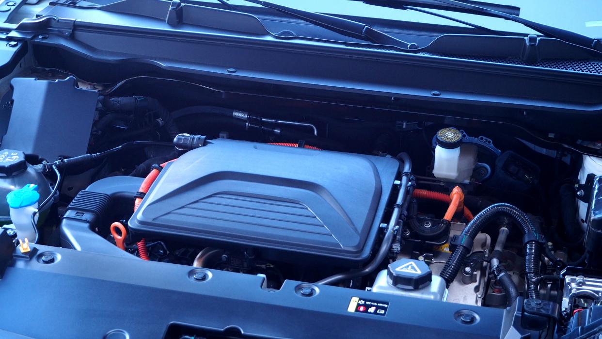 开出4.6升的平均油耗,我只拿了第三名——试驾哈弗赤兔DHT混动版
