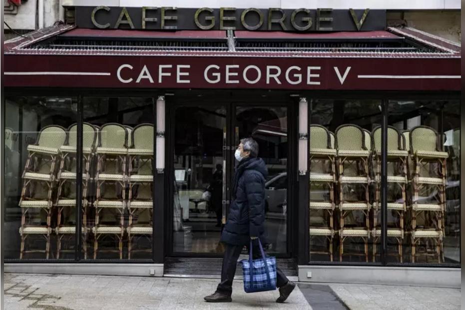 疫情重创法国观光业 香榭大道店家清空求售