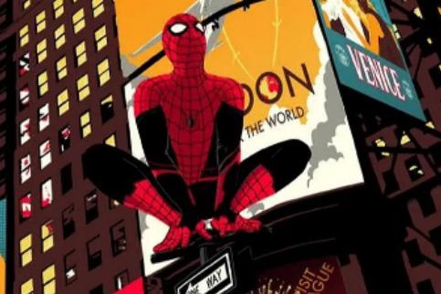 汤姆·赫兰德为粉丝鼓气,称《蜘蛛侠3》是最雄心勃勃的英雄电影