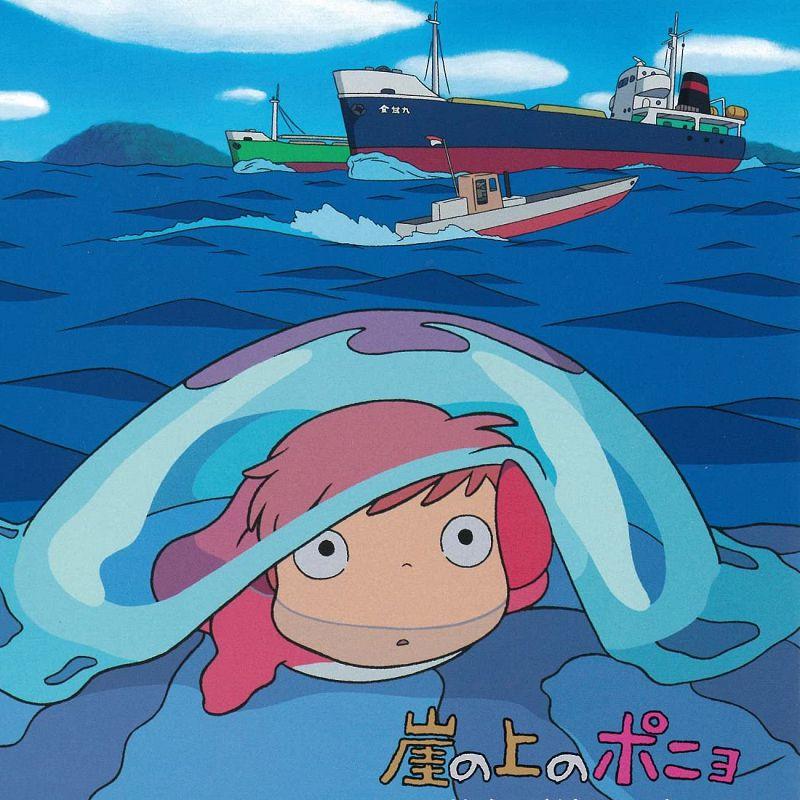 为什么宫崎骏的《千与千寻》《岸上的波妞》会先后引进国内?一部曾经有过禁播史