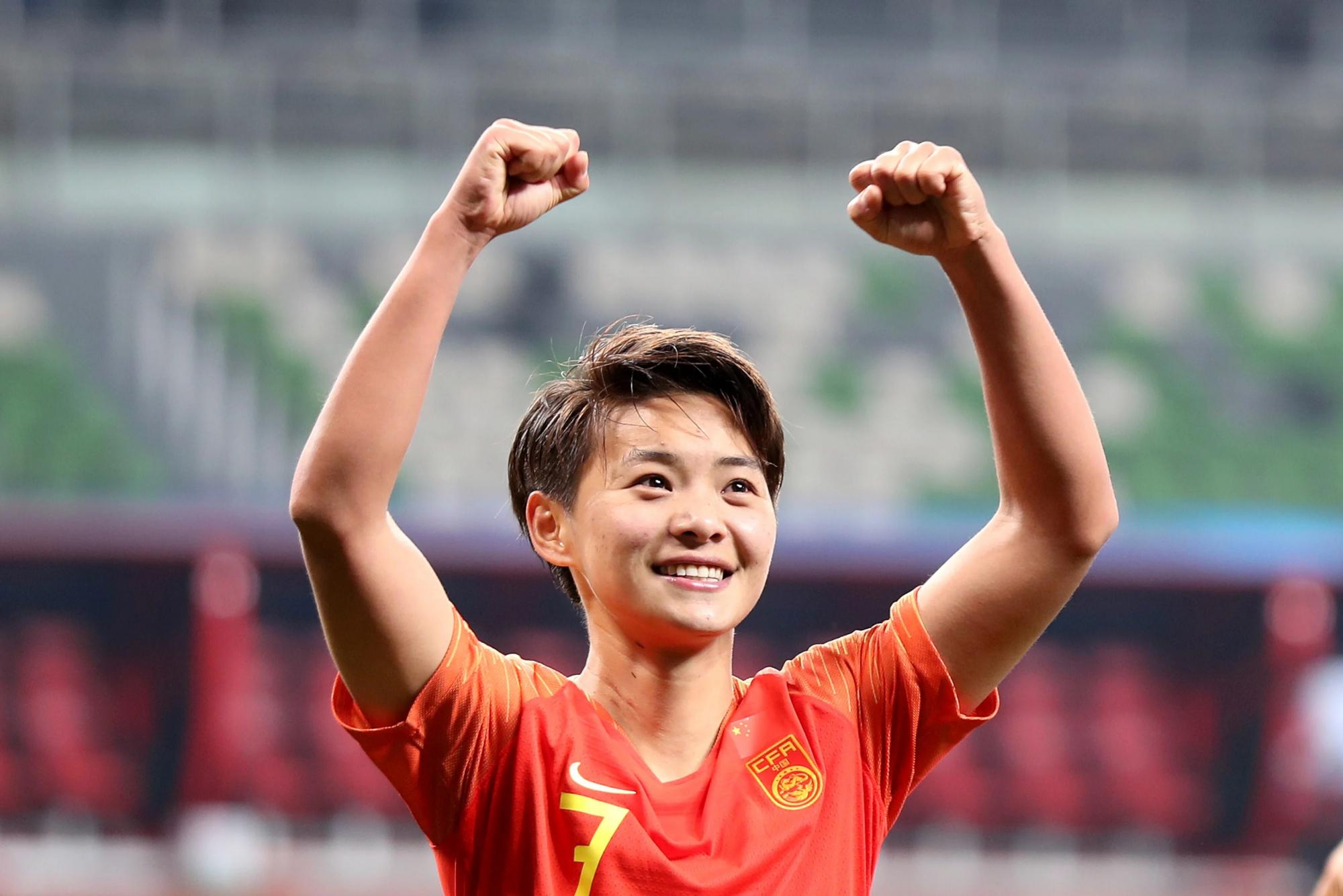 6-1!5-0!FIFA第3大爆发,中国女足奥运出线难,王霜遇强敌