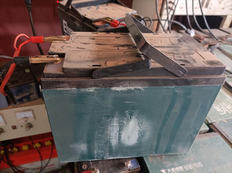 电池技术—单一的内阻可以是检测修复标准?