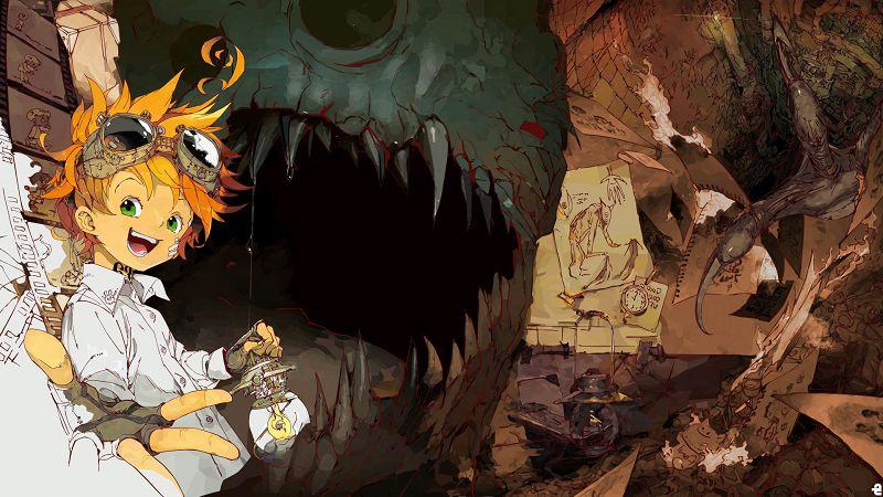 如何评价《约定的梦幻岛》?被同类抛弃成为鬼的食物,得知这个黑历史,艾玛没有恨祖先,他们欢呼雀跃把鬼吓了一跳,这是为什么?