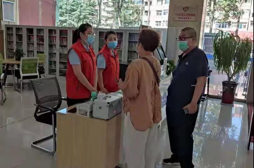 宝鸡渭滨:践行志愿服务更有温度 助力文明城市增光添彩