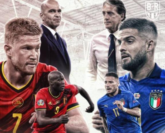 欧洲杯1/4决赛直播:比利时vs意大利 欧洲红魔来势汹汹,蓝衣军团相当强势!