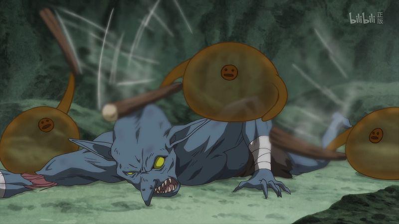 """盘点哥布林被虐的动画:为什么总是哥布林被锤?史莱姆都""""真香""""了,哥布林有人爱就不行吗?"""