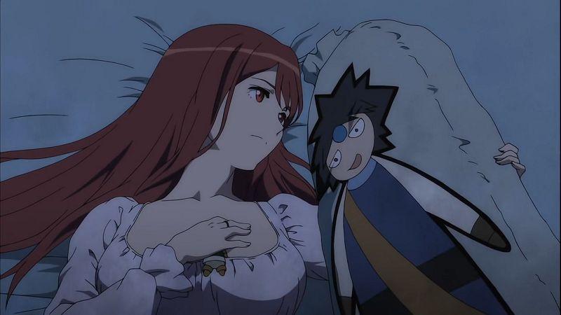 侧卧睡觉更香?肌肉男和魔王有话要说,这是痛点有待解决,一张趣图引出的问题