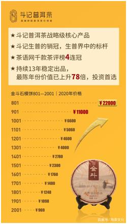 斗记普洱茶成为《夺冠》电影联合营销推广合作伙伴