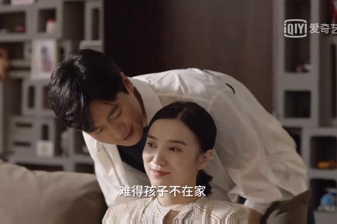 《小捨得》:為了演好南儷的老公,佟大為一直在被宋佳佔便宜