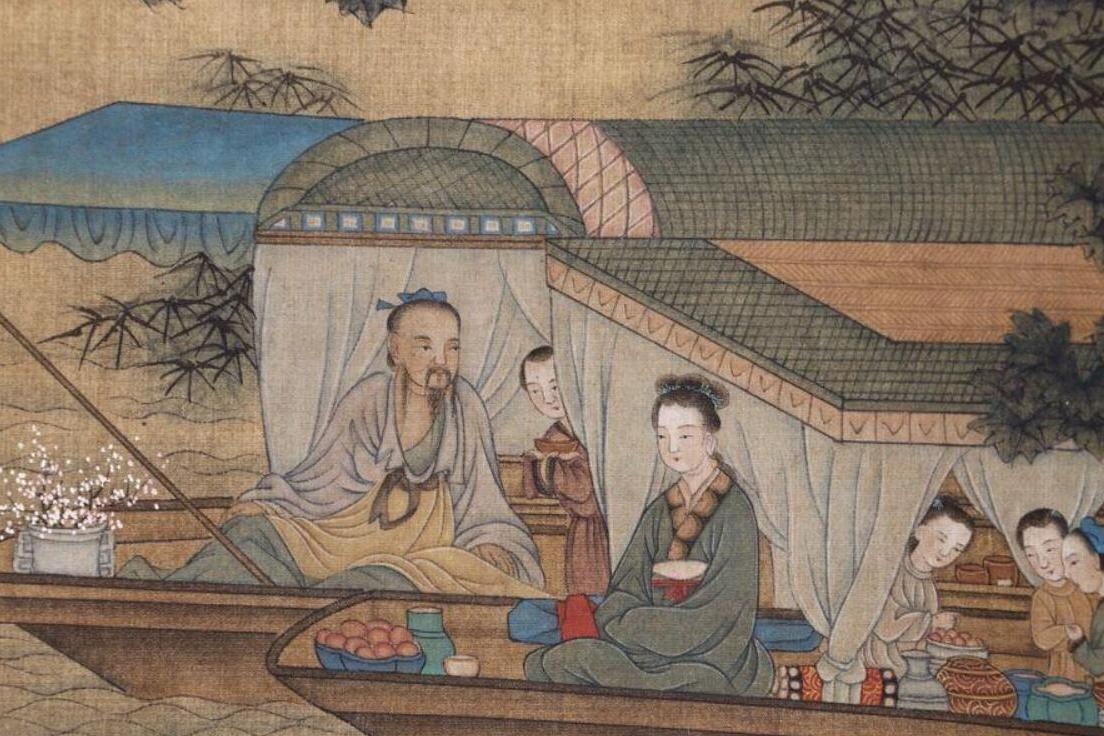400多年前,老太太组团骗钱骗人,好人需谨慎