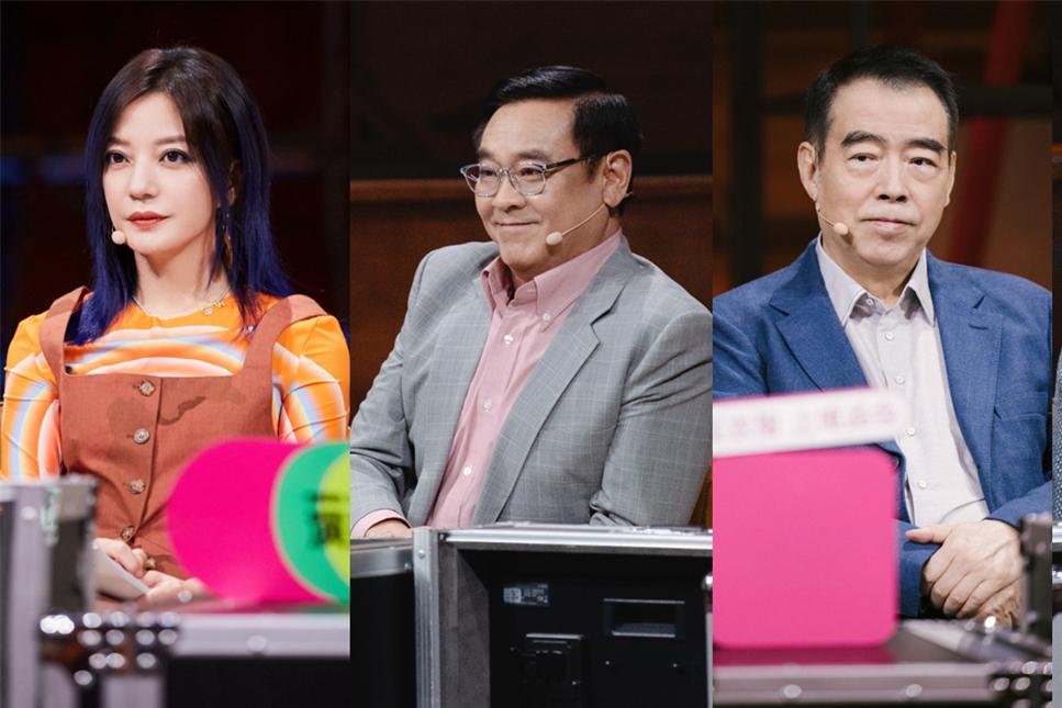 《演员2》最后一张S卡,没给杨志刚,没给娄艺潇,给了B级的她!